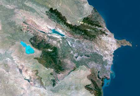 Azerbaijan_spaceview